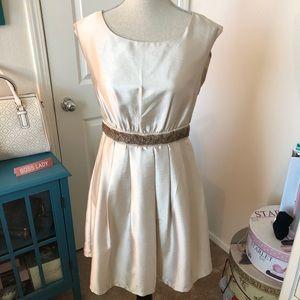 Dresses & Skirts - Beige dress ❤️
